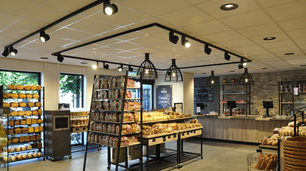 Bakery Geert Vonk, The Netherlands