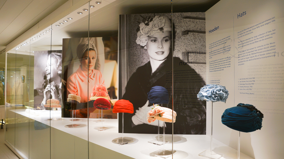 Exposition 'Grace Kelly', The Netherlands
