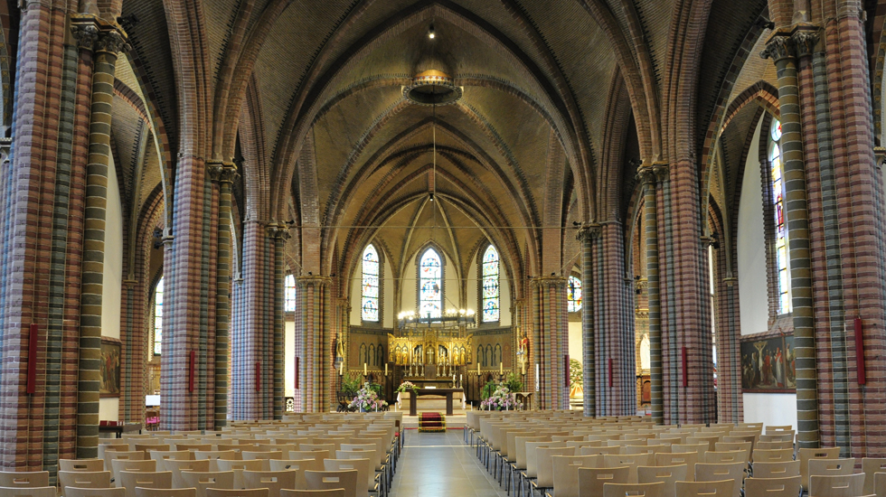 St Urbanuschurch, The Netherlands