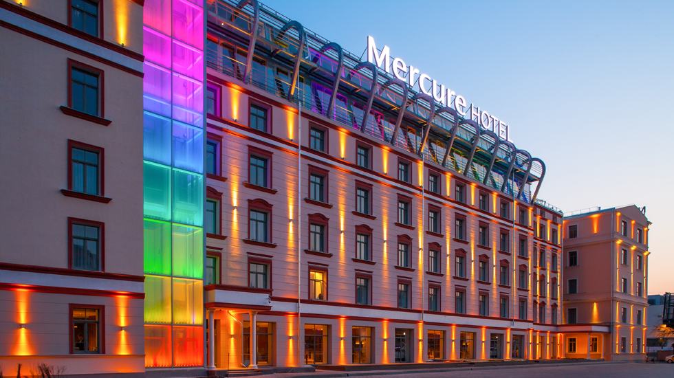 Mercure Hotel, Latvia