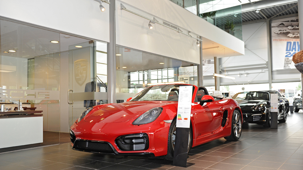 Porsche Centre Gelderland, The Netherlands