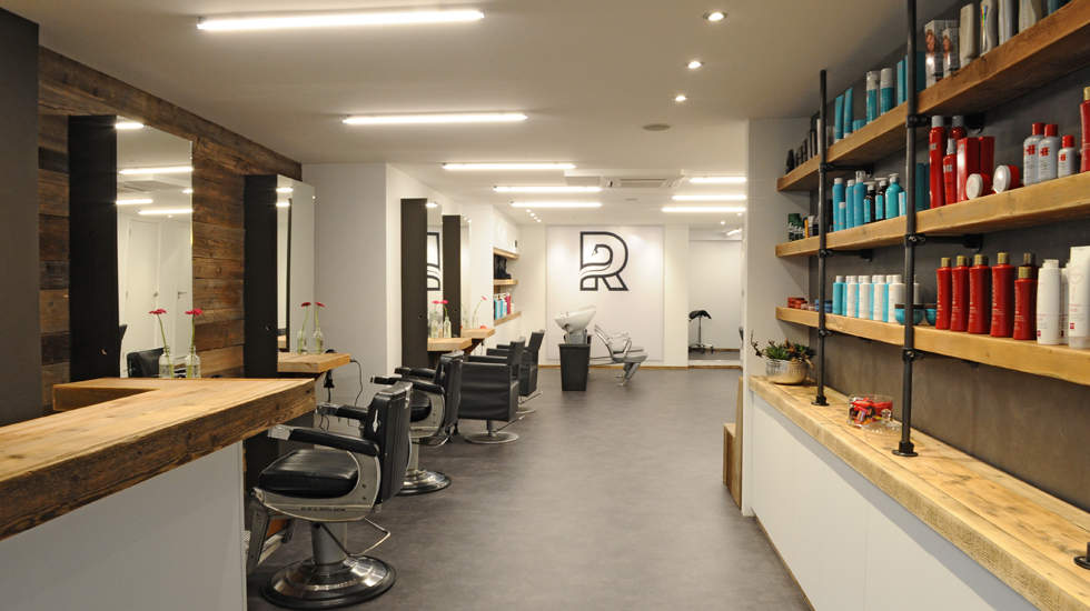 RAF barber, The Netherlands