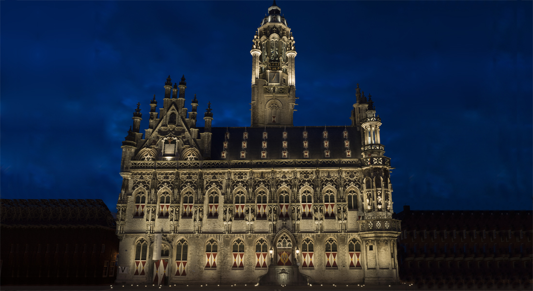 City hall, The Netherlands