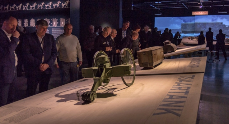 Nationaal Militair Museum, Soest - CLS LEDs light up your world!
